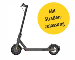 Scooter: XIAOMI Mi Scooter 1S